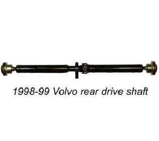Volvo Colorado Drive Shaft